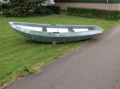 nieuwe stalen roeiboot gegalvaniseerd advertentie 732022 - Nieuwe Stalen Roeiboot