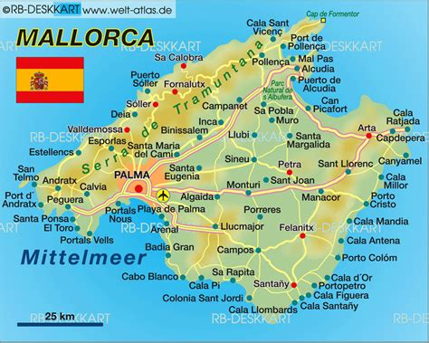 mallorca world map map of mallorca spain map in the atlas of the world