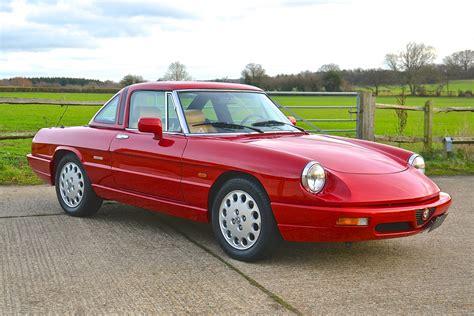 Alfa Romeo Bb by Alfa Romeo Spider S4 Sold Southwood Car Company