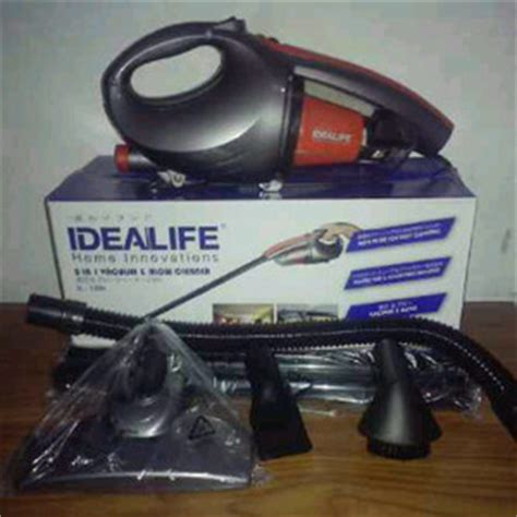 Idealife Il 130s New Vacuum Cleaner Blower 2 In 1 Diskon vacuum cleaner idealife il 130s boombastis 2 in 1