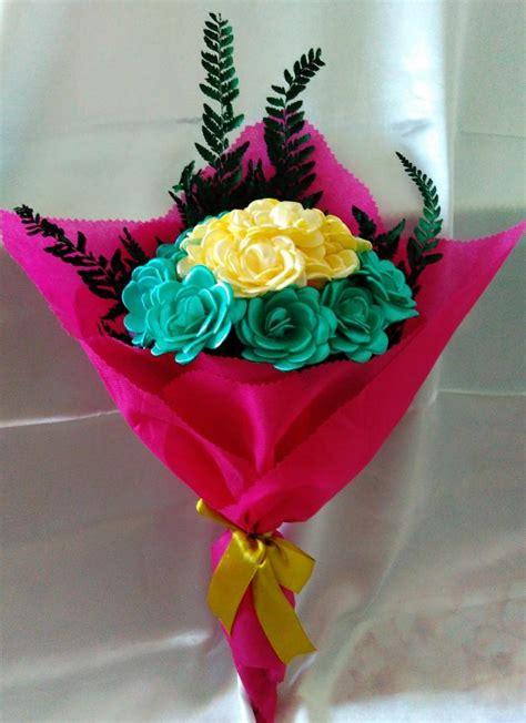 tutorial buket bunga dari pita satin bunga pita satin bukan cuma cantik tapi kamu bisa buat