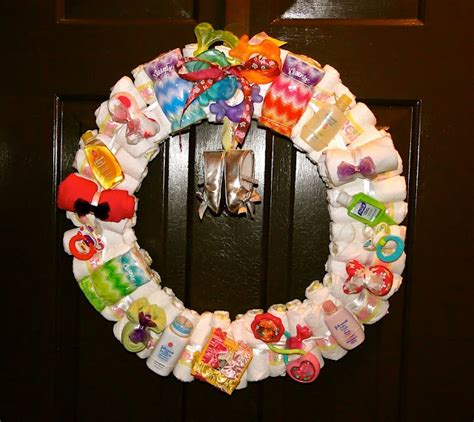 2nd Baby Shower Gift Ideas by The After My Original Wreath 2nd Edition