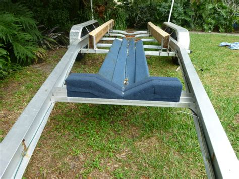 how to install carpet on boat trailer bunks homestuffedia