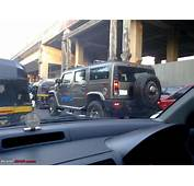 Exclusive Pics  Hummer H2 In Mumbai And Pune Page 31