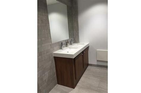 Vanity Washroom by Office Toilet Cubicles Rdm Cubicles