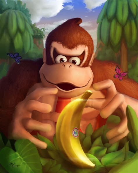 Oh Banana kong oh banana by d i e x on deviantart