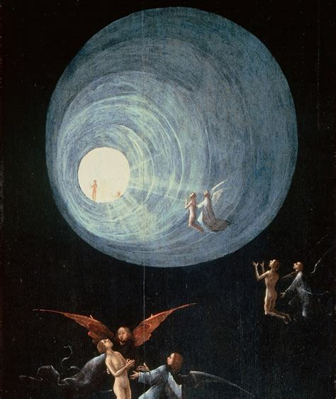 hieronymus bosch visions of 0300220138 hieronymus bosch detail of ascent of the blessed ca 1500 1504 george bishop