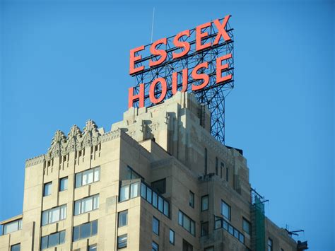 essex house hotel nyc s essex house sells to strategic hotels for 362m