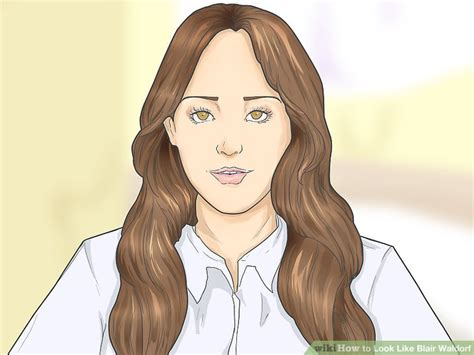 blair waldorf hair color how to look like blair waldorf with pictures wikihow