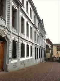 weisses haus basel weisses und blaues haus basel switzerland baroque