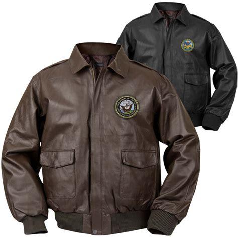 Jaket Varsity Giord Navy Leather u s service elite bomber jacket vetcom compersonalized gifts war