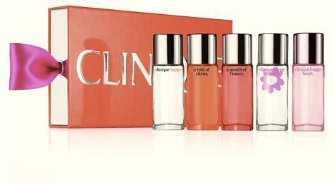 clinique happy set collection coffret perfumes