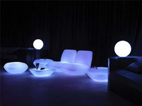 Glow Furniture by Glow In The Vondom Pillow Patio Furniture