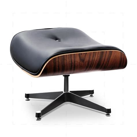 lounge chair ottoman eames lounge chair and ottoman by charles and ray eames