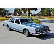 1983 Lincoln Town Car  Information And Photos MOMENTcar