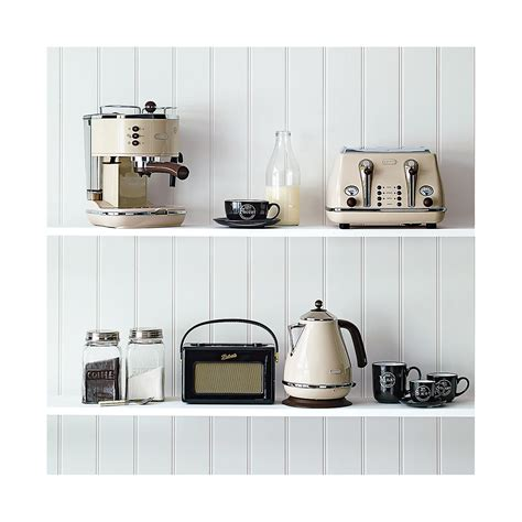 Delonghi Vintage Cream Toaster Delonghi Icona Vintage Kettle And Toaster Delonghi Icona