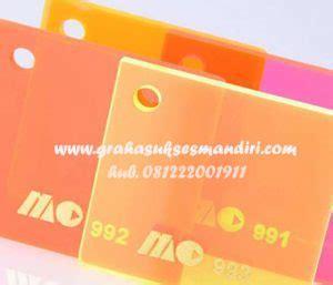 Acrylic Marga Cipta distributor acrylic surabaya jual murah harga pabrik