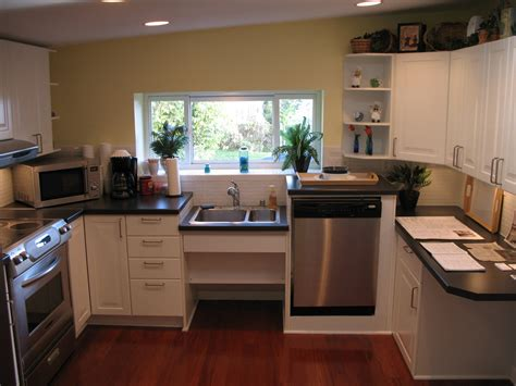 accessible kitchen cabinets image gallery handicap accessible kitchens
