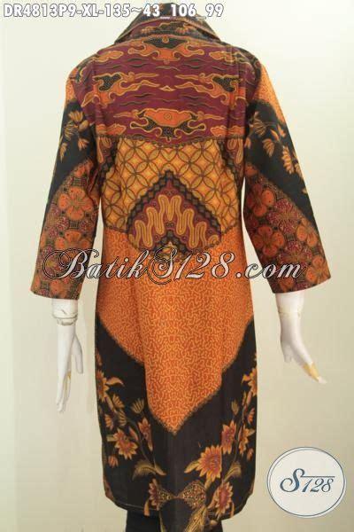 Dress Batik Cantik Mihika Sinaran jual baju dress wanita ukuran
