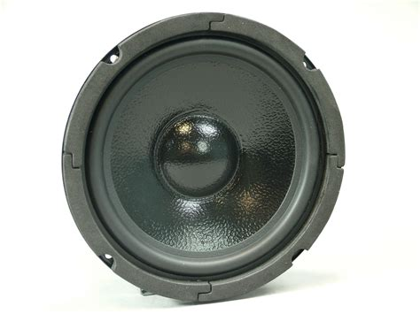 Speaker Subwoofer Audax 6 Inch replacement for polk 6 5 quot woofer mid range speaker 150 watts rms 8 ohms 6 1 2 quot ebay