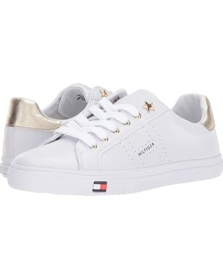 great deal  tommy hilfiger lustery whitegold women
