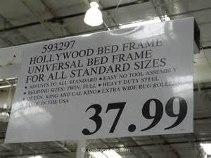 Bed Frames At Costco Universal Bed Frame