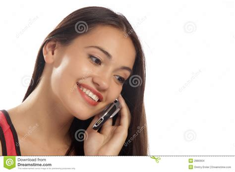 talk for mobile mobile talk stock images image 2880904