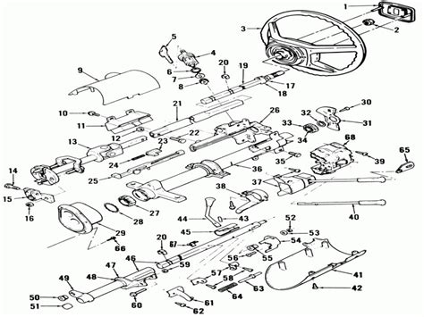 1997 ford f250 parts diagram 1997 ford f350 steering column diagram html autos post