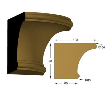 Cornice Profiles Moulding C695c Scandinavian Redwood 6 Quot Cornices Wrp