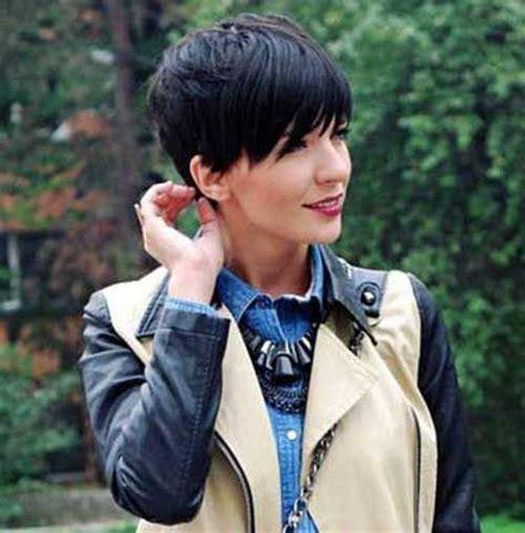 short hair c f ut for apple shape face best 20 dark pixie cut ideas on pinterest