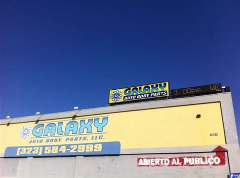 L Parts Los Angeles by Galaxy New Used Auto Parts Auto Parts Supplies