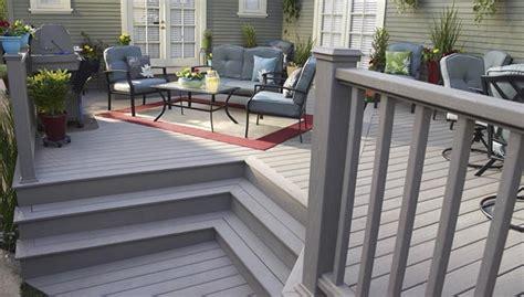install composite decking part