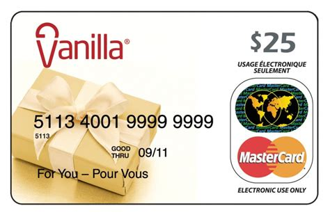 Vanilla Mastercard Gift Card Activation - prepaid mastercard and visa credit card comparison