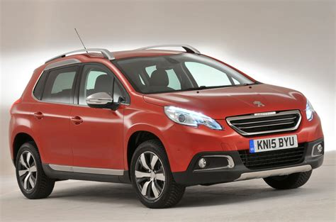 2008 peugeot cars peugeot 2008 review 2017 autocar