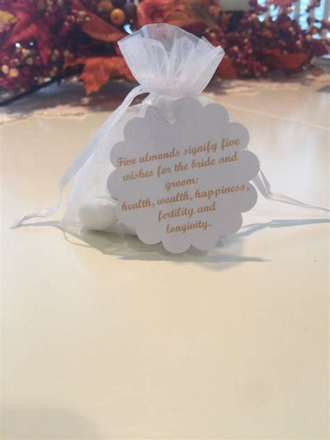 Wedding Favors Almonds by Italian Almond Wedding Favors By Twinklebrights On