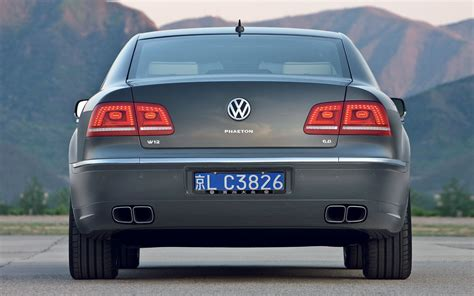 volkswagen phaeton back thread of the day which cars are over engineered