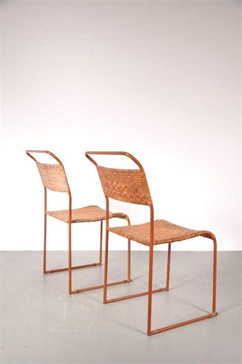 Bauhaus Dining Chairs Set Of Two Bauhaus Prototype Dining Chairs Circa 1930 For
