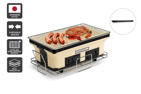 dick smith nz cookmaster hibachi grill bbq accessories