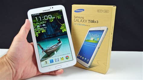 Samsung Tab 3 7 samsung galaxy tab 3 7 0 unboxing review