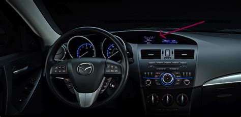 mazda 3 navigation system mazda 3 2012 review in the city one zoom