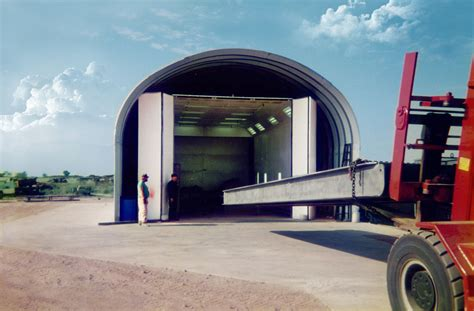 model straightwall arch metal building prefabricated