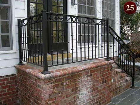 Removable Wallpaper For Renters exterior residential iron railings custom aluminum