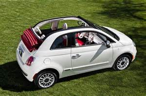 Fiat Mileage Per Gallon 2012 Fiat 500c Starts At 19 500 In U S