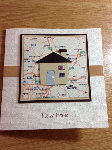 Handmade New Home Card Ideas - best 25 new house card ideas on