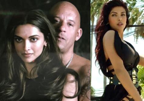 priyanka chopra hollywood full movie deepika padukone and priyanka chopra here s how the two