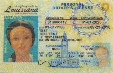 louisianians     obtain real id compliant drivers license