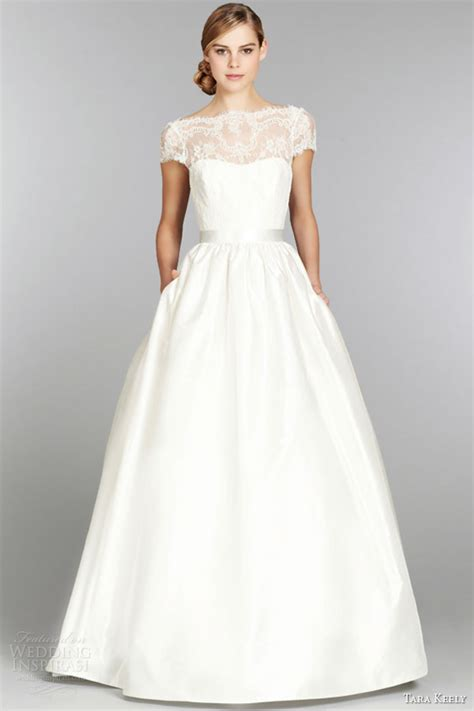 wedding gown sleeve styles tara keely fall 2013 wedding dresses wedding inspirasi