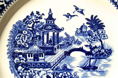willow pattern artist willow pattern china chinese art pinterest willow