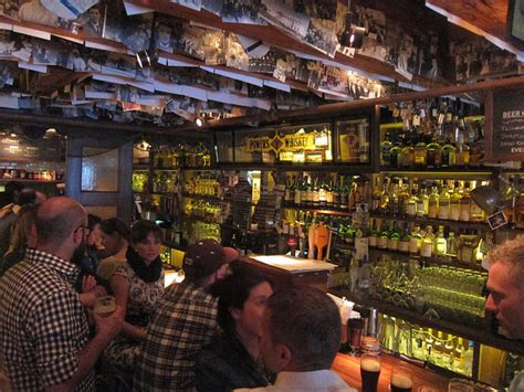 Tap House Nyc by Nyc Bar Hop Inside The Dead Rabbit The Minty
