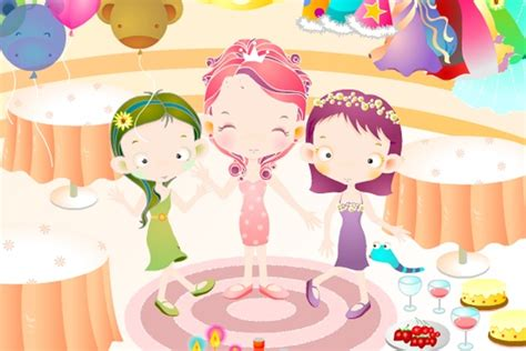 birthday party decorate game decorating games games loon